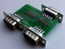 Amstrad CPC464 Joystick Splitter. Diode Type. 3 Fire Button Support. By KMTech