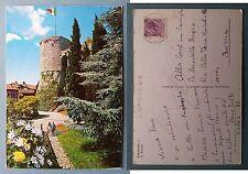 Bergamo alta - La Rocca 1971