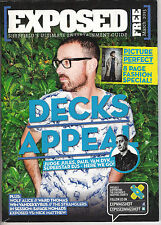 exposed magazine Sheffield march 2015 judge jules uk