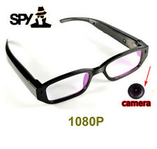 16GB 1080P HD Spy Camera Glasses Hidden Eyewear DVR Vioce Cam Camcorder CA