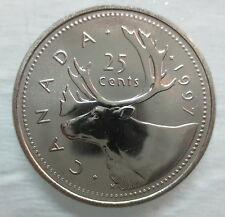 1997 CANADA 25 CENTS PROOF-LIKE COIN