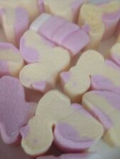 50 Mini Marshmallow Bunnies/chicks /baby Shower /Retro Sweets /party bags