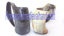 Game of thrones viking drinking horn mugs Tankard for Him and Her beer ale wine