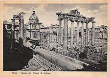 BR41402 Auanei del Tempio di saturno Roma   Italy