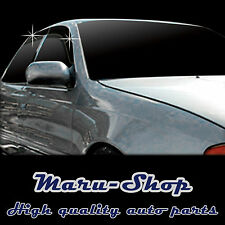 Smoke Door Window Vent Visor Deflector for 91~95 Hyundai Elantra/Lantra