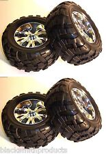 BS908-002x2 1/10 Off Road Wheels Tyres RC Nitro Monster Truck 4