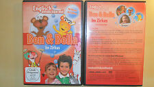 Ben & Bella/Im Zirkus Englisch entdecken/DVD