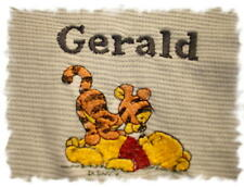 Personalized Baby Infant Toddler Blanket Cute Winnie The Pooh & Tigger