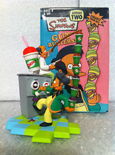 SIMPSONS BUST UPS FIGURE SERIES 2 SQUISHEE APU GENTLE GIANT BRAND NEW RARE