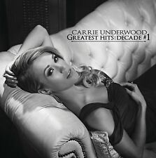 Greatest Hits: Decade #1 Carrie Underwood (Artist)  [Audio CD]