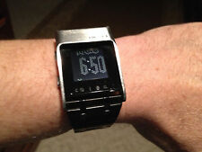 Rare Diesel Digital Watch with Original Diesel Bracelet
