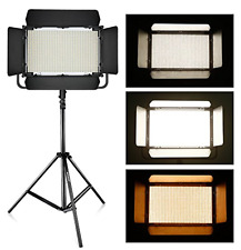 900 LED Photography Studio Video Light Panel Camera Photo Lighting W Light Stand