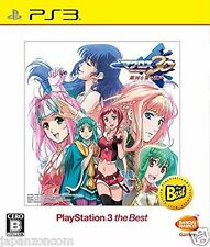 Used PS3 Macross 30 The Voice SONY PLAYSTATION 3 JAPAN JAPANESE IMPORT