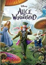 Alice in Wonderland DVD Region 1, NTSC