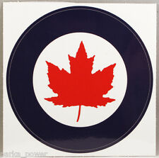Canada Mod Target Sticker, Royal Canadian Airforce decal, Mods, Military