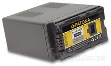 Acu batería batería para Panasonic vw-vbg6 ag-hcm41 ag-hcm41eu ag-hmc70