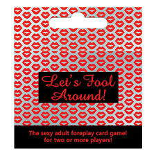Let's Fool Around | Adult Card Game | Naughty Sexy Gift | Fun Party Game