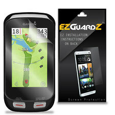 3X EZguardz LCD Screen Protector Skin HD 3X For Garmin Approach G8 Golf GPS