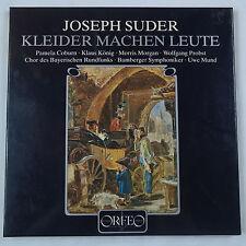 Suder: Kleider Machen Leute Opera/Mund 1986 W Germany Orfeo 3LP Box Set NM