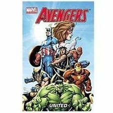 Marvel Universe Avengers: United (Marvel Adventures/Marvel Universe)-ExLibrary