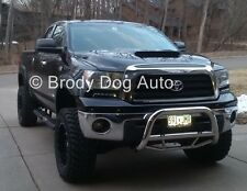 Toyota Tundra Ram Air Hood With Heat Extractor Vents 2007-2013 RK Sport 43011000