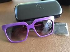 Alexander McQueen MCQ 0002/S Purple unisex sunglasses