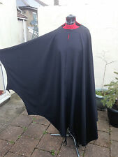 long big  black batman cloak..