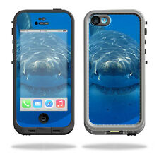 Skin Decal Wrap for LifeProof iPhone 5C Case fre Case Shark