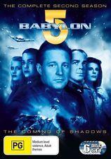 Babylon 5: Season 2 (DVD, 2003, 6-Disc Set) TV Series, Like New