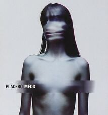 Placebo Meds Mexican Version CD New