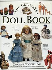 Antique Collectible Dolls - Types Materials Makers / In-Depth Illustrated Book