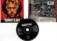 A KNIGHT'S TALE / CHEVALIER- Ledger,Sewell (CD) Queen,Williams,Clapton 2001