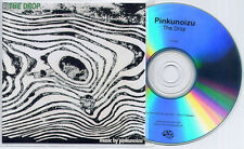 PINKUNOIZU The Drop 2013 UK 8-track promo CD wallet sleeve