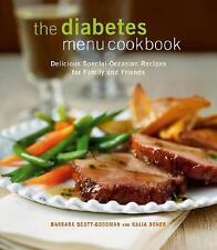 The Diabetes Menu Cookbook: Delicious Special-Occasion Recipes for Fam-ExLibrary