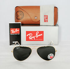Ray Ban RB 3025 Aviator Sunglasses Polarized 001/58 58mm