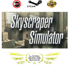Skyscraper Simulator PC Digital STEAM KEY - Region Free