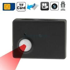Mini Wireless GSM GPS Home Security PIR Alarm SMS MMS Monitor Camera Video Cam