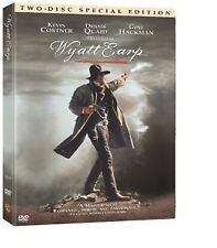 Brand New DVD Wyatt Earp (Two-Disc Special Edition) Kevin Costner Dennis Quaid