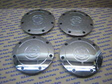 Ford F-150 Harley Davidson Edition Chrome Center Cap NEW OEM  Set of 4