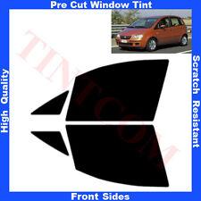 Pellicola Oscurante Vetri Auto Anteriori per Fiat Idea 5P 2003-2007 da 5% a 70%