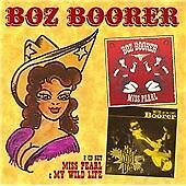 Boz Boorer - Miss Pearl/My Wild Life (2010)  2CD  NEW/SEALED  SPEEDYPOST