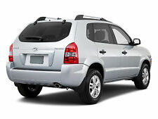 WINDOW & TAILGATE GAS STRUTS to fit HYUNDAI TUCSON 2004 TO 2009 BOTH PAIRS!