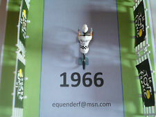 FIGURINE CYCLISTE - CYCLIST FIGURE - 1966 - COF - PEUGEOT - BP - MICHELIN