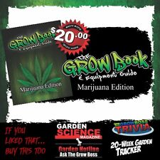 The Grow Book And Equipment Guide- Troubleshooting- Mixing Nutrients- Cloning