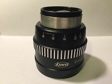 Kowa anamorphic lens 16-h prominar in excellent condition.