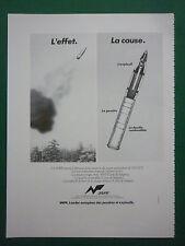 6/83 PUB SNPE SORGUES BERGERAC MUNITION CANON AUTOMOTEUR GIAT 155 GCT FRENCH AD