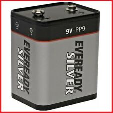 EVEREADY PP9 M1603 GP1603S 6F100 LANTERN BATTERY 9V ORIGINAL / BRAND NEW
