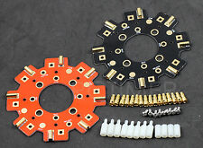 TWIN PLATE 260A 8 WAY QUADCOPTER HEXACOPTER MULTIROTOR POWER DISTRIBUTION BOARD