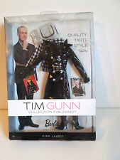 "Barbie Mattel Collector ""Tim Gunn"" Pink Label Accessory Pack  Accessories NIB"