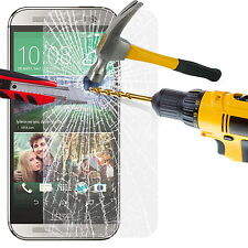 100% Genuine Premium Tempered Glass Film Screen Protector For HTC Desire D510